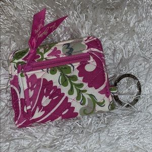 vera bradley small wallet ID case with pockets